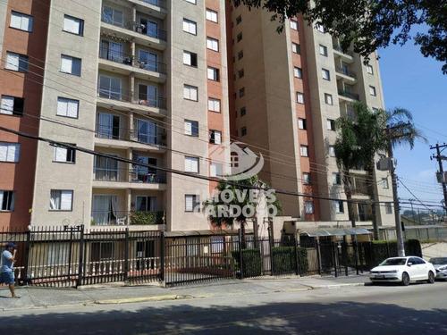 Imagem 1 de 10 de Apartamento Com 2 Dormitórios À Venda, 48 M² Por R$ 298.000,00 - Jardim Ester - São Paulo/sp - Ap3755