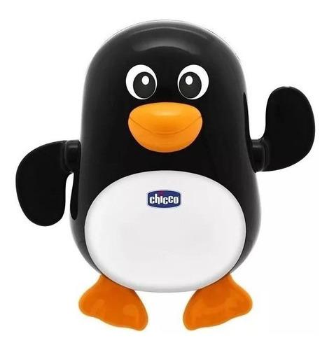 Juguete Baño Agua Nadador Rana  O  Pinguino Chicco