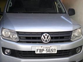 Volkswagen Amarok Cabine Simples 4x4