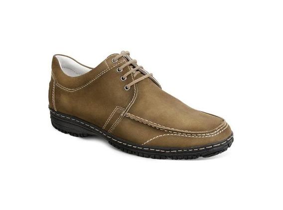 Sapato Casual Masculino Conforto Sandro Moscoloni Monison