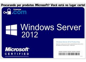 Windows Server 2012 R2 Std Esd + Nota Fiscal + Garantia
