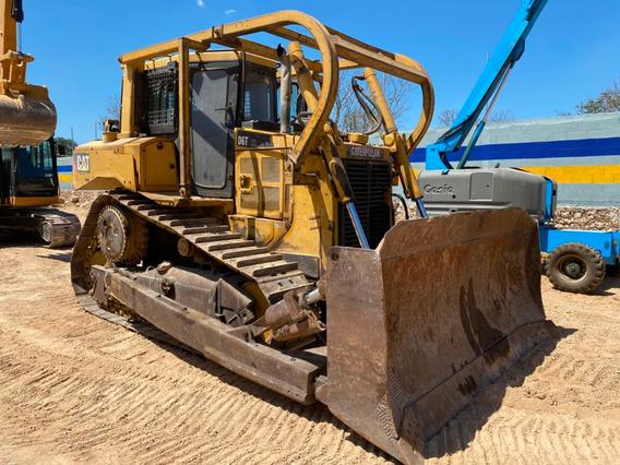 Bulldozer Tractor D6t Caterpillar 2010 6000 Hrs