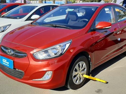 Hyundai Accent Accent Rb Sdn 1.4 6m/t Gl Av