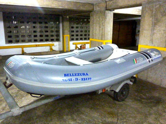 Us$2.100,vendo Bote Inflable Motor 15hp Mercury,10,6pie