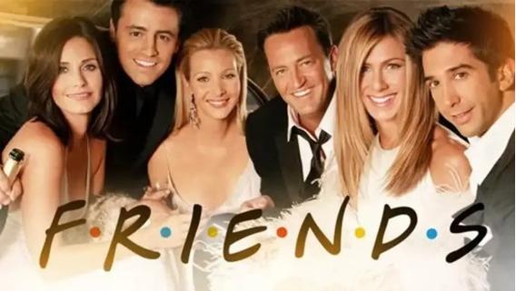 Box Friends As 10 Temporadas Completas Dublado