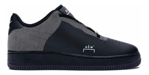 Nike X Acw Air Force 1 black