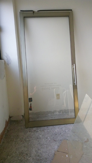 2 Puertas De Vidrio