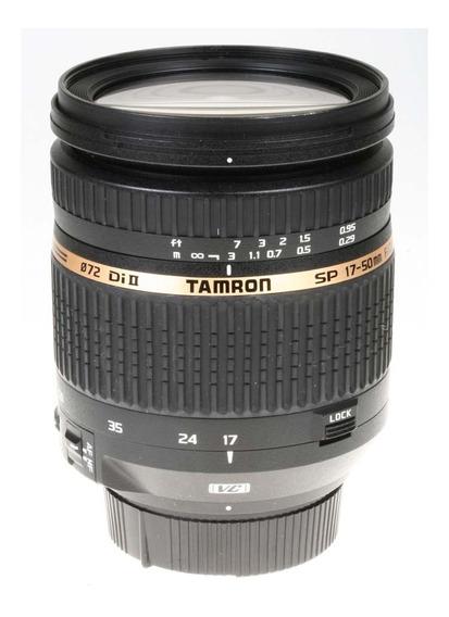 Objetiva Tamron Af 17-50mm F2.8 Di Ii Sp Vc Para Nikon