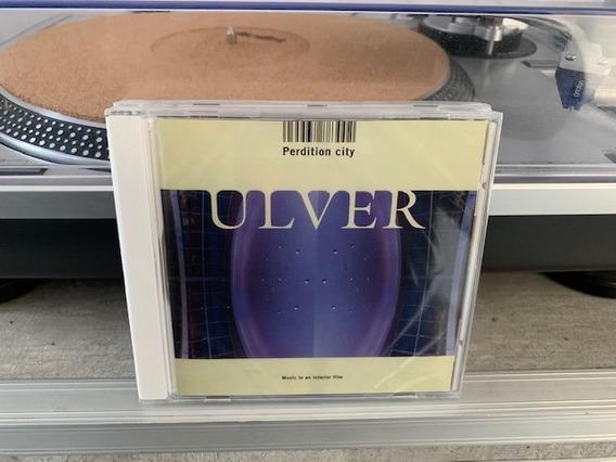 Ulver - Perdition City - Cd Importado