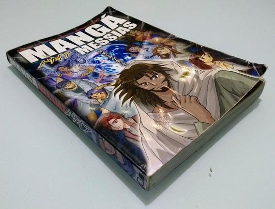 Manga Messias Livro
