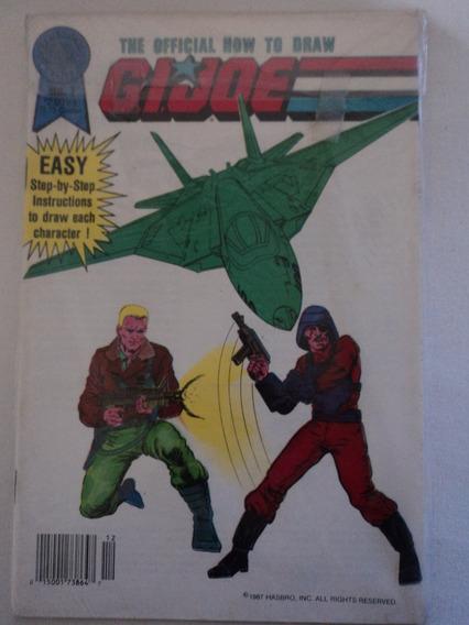 Hq-g.i.joe:#1:blackthorne Comics:importado:(inglês):1987