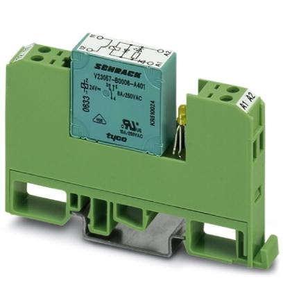 Relé Interface 24v Na Emg 10-rel/ksr-g 24/ 1-lc