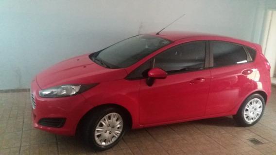 Ford Fiesta 1.5l S Flex 5p 2014/2015