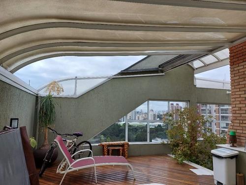 Imagem 1 de 28 de Cobertura Com 2 Dormitórios À Venda, 154 M²  - Baeta Neves - São Bernardo Do Campo/sp - Co2859