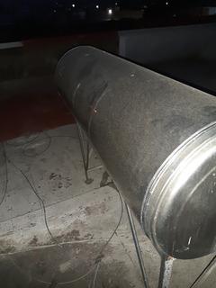 Tubo Para Boiler Solar 2 Metros De Largo Marca Sunnergy