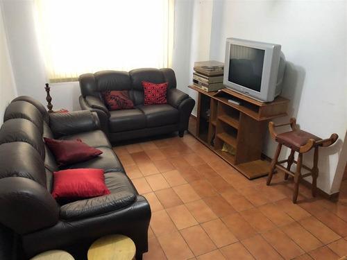 Apartamento, 2 Dorms Com 58 M² - Cidade Ocian - Praia Grande - Ref.: Pr1577 - Pr1577