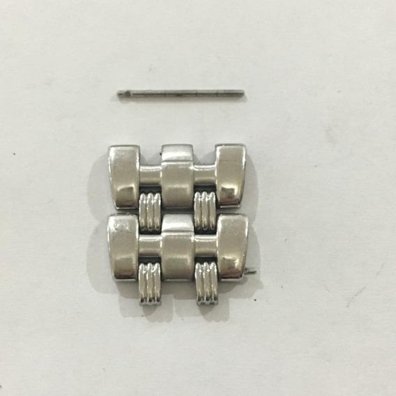 Relógio Tissot Elos Em Aço Medem 18mm Largura