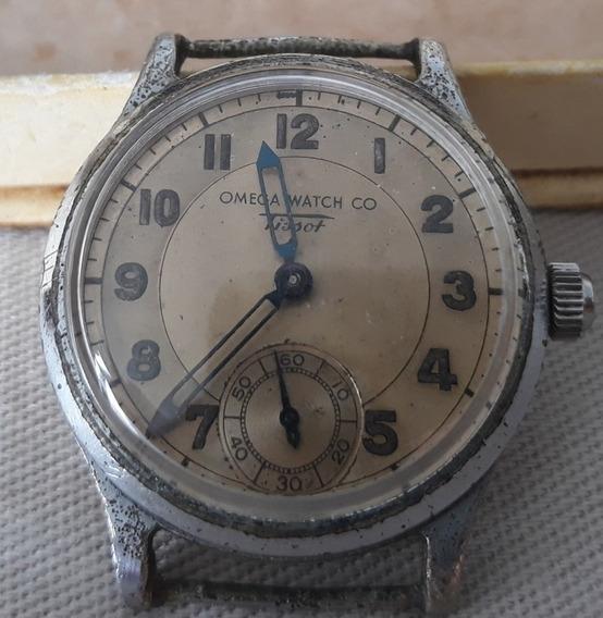 Relógio Ômega Watch Co Tissot Militar