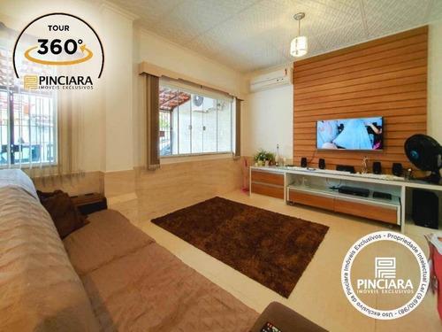 Imagem 1 de 30 de Casa Com 4 Quartos À Venda, 240 M² Por R$ 400.000 - Barro Vermelho - São Gonçalo/rj - Ca0135