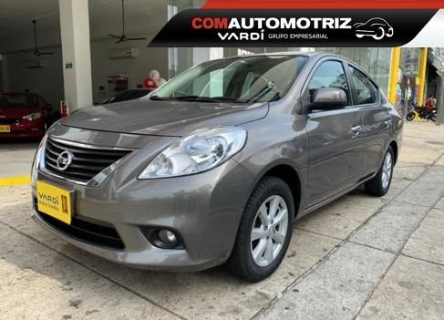 Nissan Versa Advance Id 39537 Modelo 2014