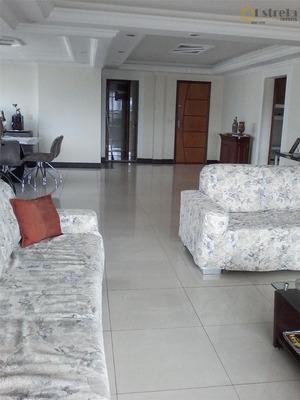 Cobertura Residencial À Venda, Canto Do Forte, Praia Grande - Co0098. - Co0098