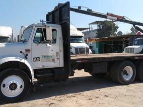 Grua International Diesel Motor Dt 466 10 Vel.dif 40,000 Bs