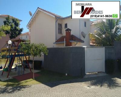 Casa Para Venda Parque Villa Flora, Sumaré, Condomínio Cedros - Ca00099 - 32553391