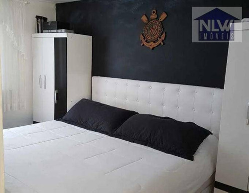 Apartamento À Venda, 50 M² Por R$ 243.800,00 - Vila Nova Cachoeirinha - São Paulo/sp - Ap3064