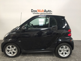 Smart Fortwo 1.0 Passion At $37,000 Enganche Crédito Facil
