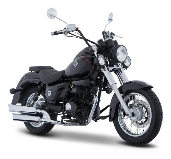 Moto Italika Tc250 Negro
