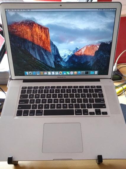 Macbook Pro Early 2011 8gb Ram 750gb 15 Polegadas Hd Core I7