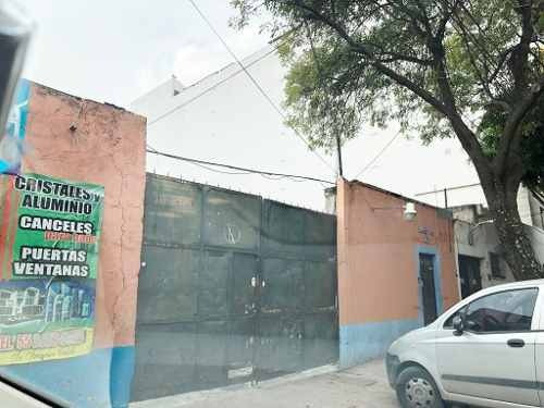 Super Terreno En Renta, Col Anahuac, Cdmx