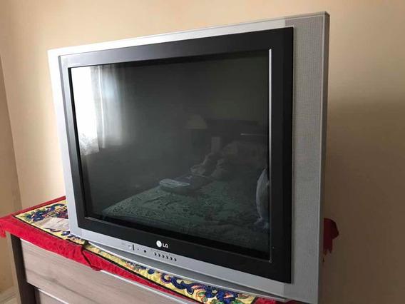 Tv 29 Por Tubo Tela Plana Lg