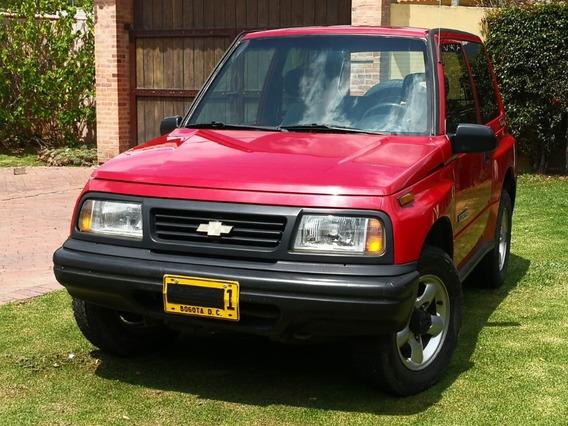 Chevrolet Vitara Único Dueño, Nunca Chocado, Llantas Nuevas