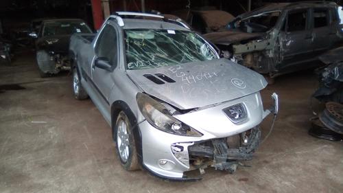 Sucata Peugeot Hoggar 2011 Somente Para Retirada De Peças