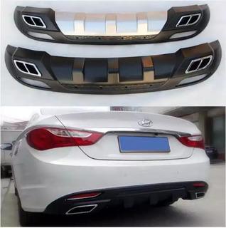 Sobre Bumpers O Difunsor De Hyundai Sonata Y20 2011/2014