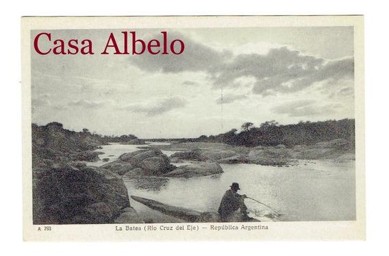 La Batea ( Rio Cruz Del Eje) - Republica Argentina
