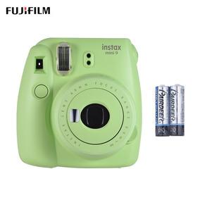 Câmera Instante Fujifilm Instax Green