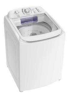 Lavadora de roupas automática Electrolux Jet&Clean LAC13 branca 13kg 220V