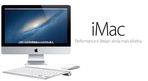 iMac Apple Mne02ll/a 21.5 4k/i5-3.4/8gb/1tb Modelo 2017