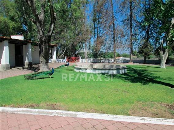 Rancho En Venta Tequisquiapan Querétaro