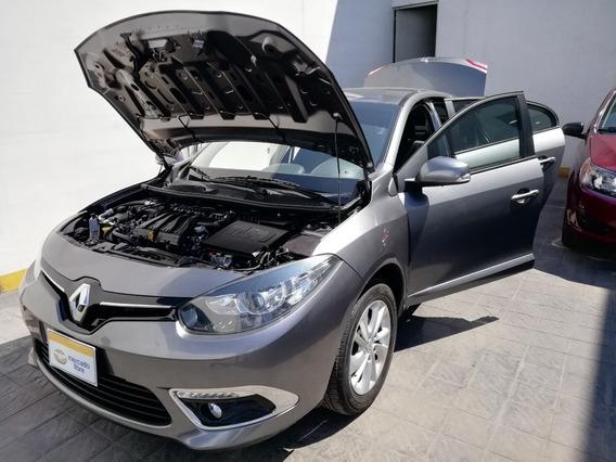 Renault Fluence Expression 17 Plan Sin Comisión Por Tiempo L