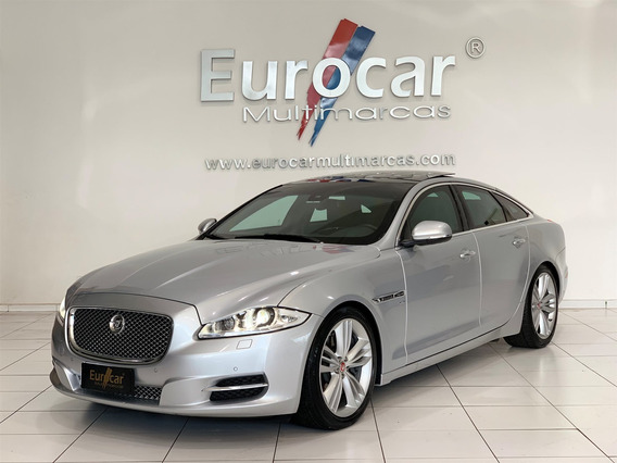 Jaguar Xj 5.0 Supersport V8 32v 510cv Supercharged Gasolina