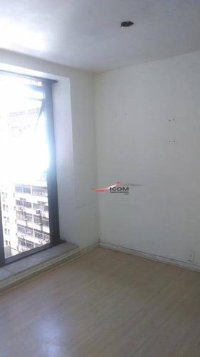 Imagem 1 de 8 de Sala Para Alugar, 138 M² Por R$ 3.000,00/mês - Centro - Rio De Janeiro/rj - Sa0290