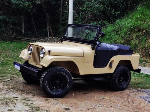 Jeep Willys 1967 Cj5 Impecável