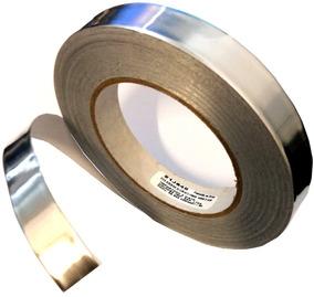 Fita Alumínio Térmica Reflow Reballing Bga 20 Mm X 50 Metros