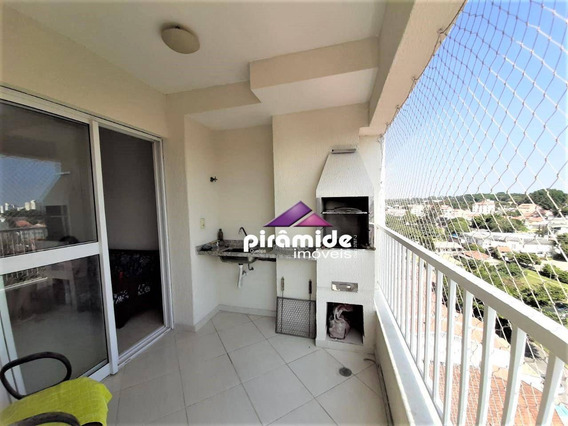 Apartamento Com 2 Dormitórios À Venda, 70 M² Por R$ 360.000,00 - Jardim Das Indústrias - São José Dos Campos/sp - Ap11951
