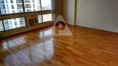 Apartamento À Venda, 3 Quartos, 1 Suíte, 2 Vagas, Ipanema - Rio De Janeiro/rj - 4187