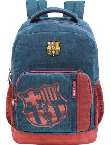 Imagem 1 de 3 de Mochila De Costas Esportiva Barcelona Fcb B03