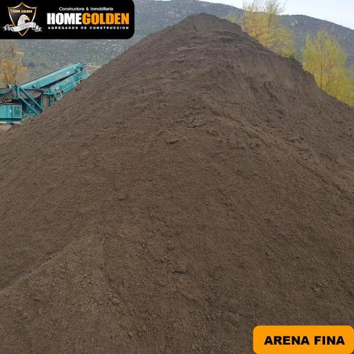 Arena Fina Arena Gruesa En Saco Y M3